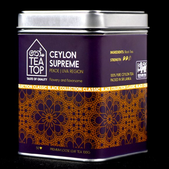 Ceylon Supreme Black Tea image