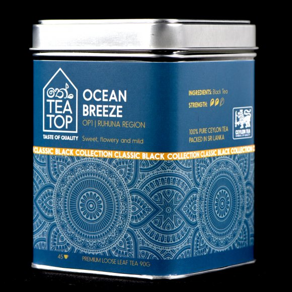 Ocean Breeze Black Tea image