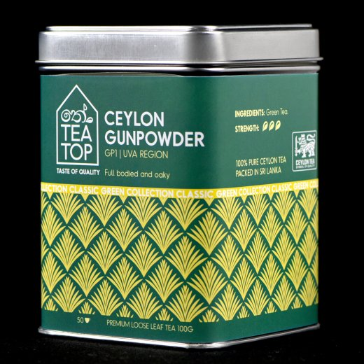 Ceylon Gunpowder